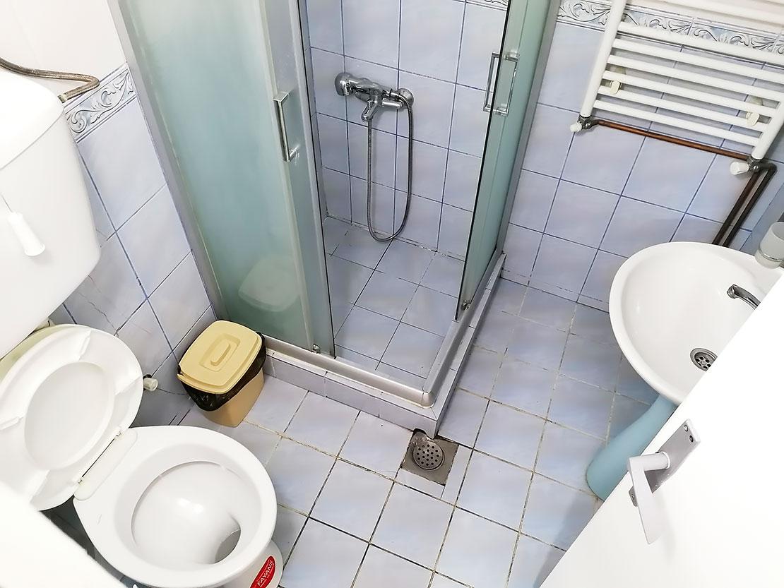 A3 - Toalet sa tuš kabinom