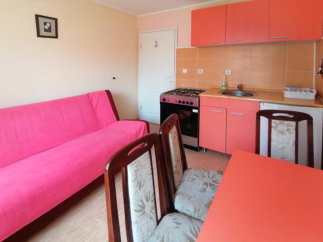 A6 - Krevet u kuhinji