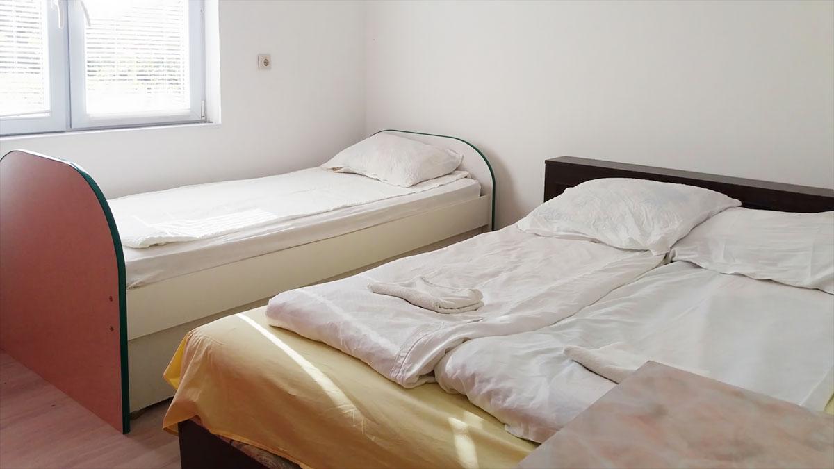 Apartman Aronija - Spavaća soba: kreveti
